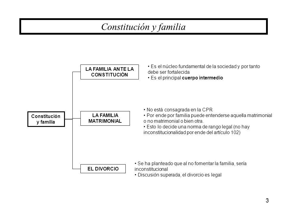 Constitución y familia