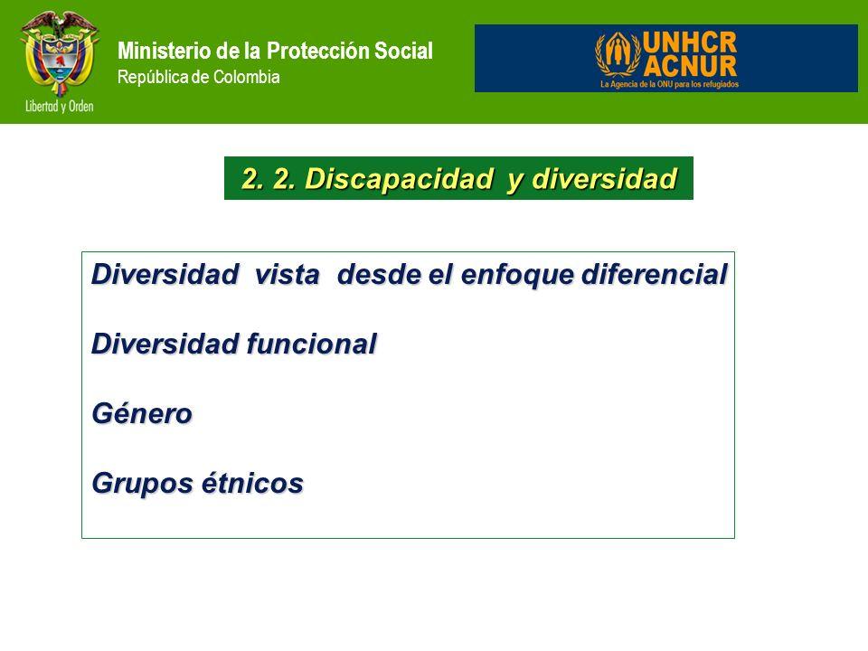 2. 2. Discapacidad y diversidad