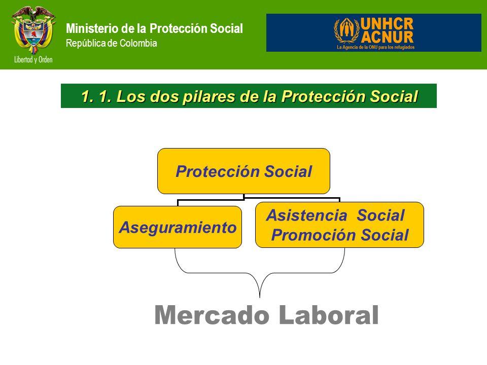 1. 1. Los dos pilares de la Protección Social