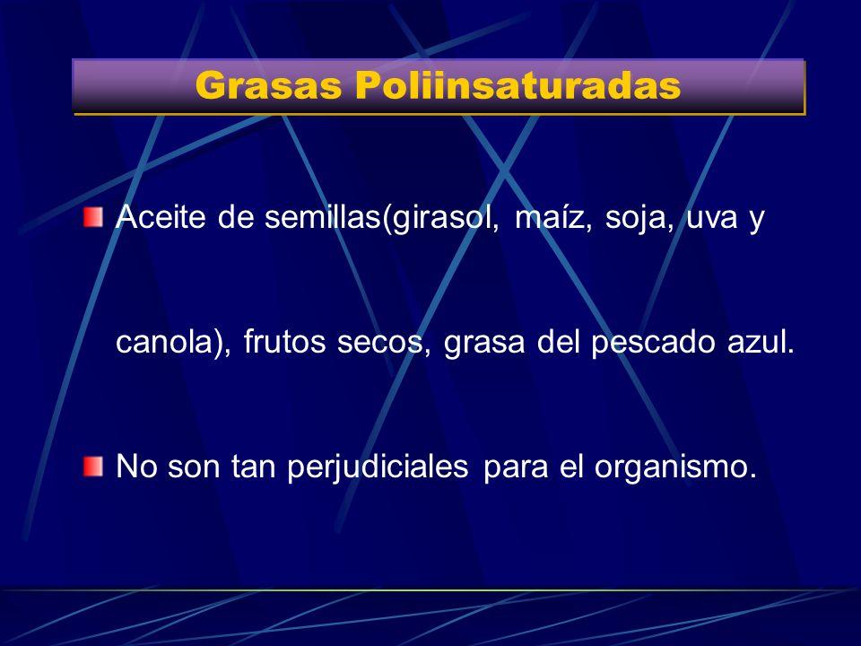 Grasas Poliinsaturadas