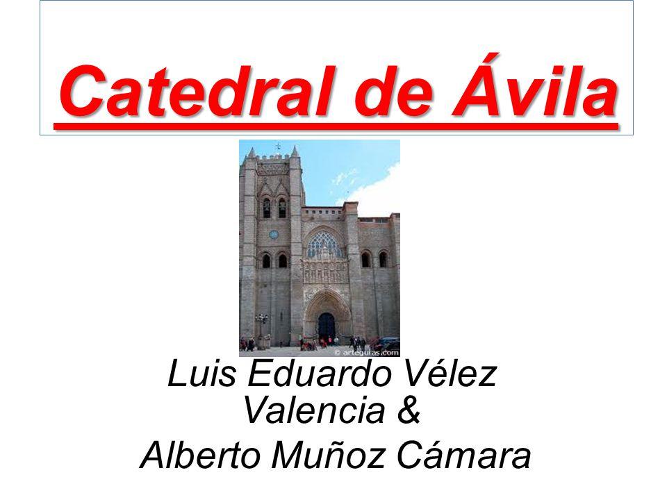 Luis Eduardo Vélez Valencia & Alberto Muñoz Cámara