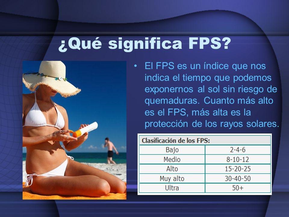 ¿Qué significa FPS