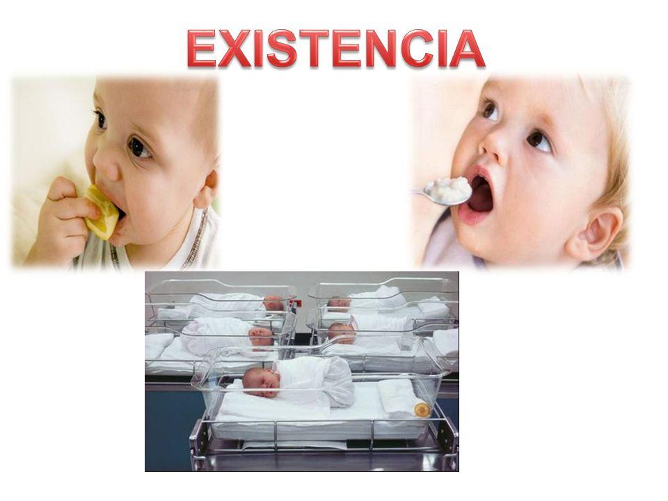 EXISTENCIA