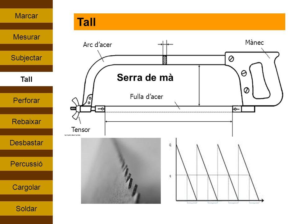 Tall Serra de mà Marcar Mesurar Subjectar Tall Perforar Rebaixar
