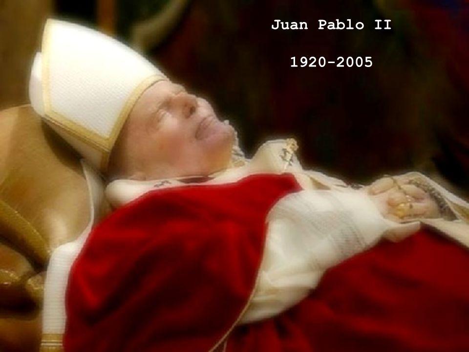 Juan Pablo II 1920-2005