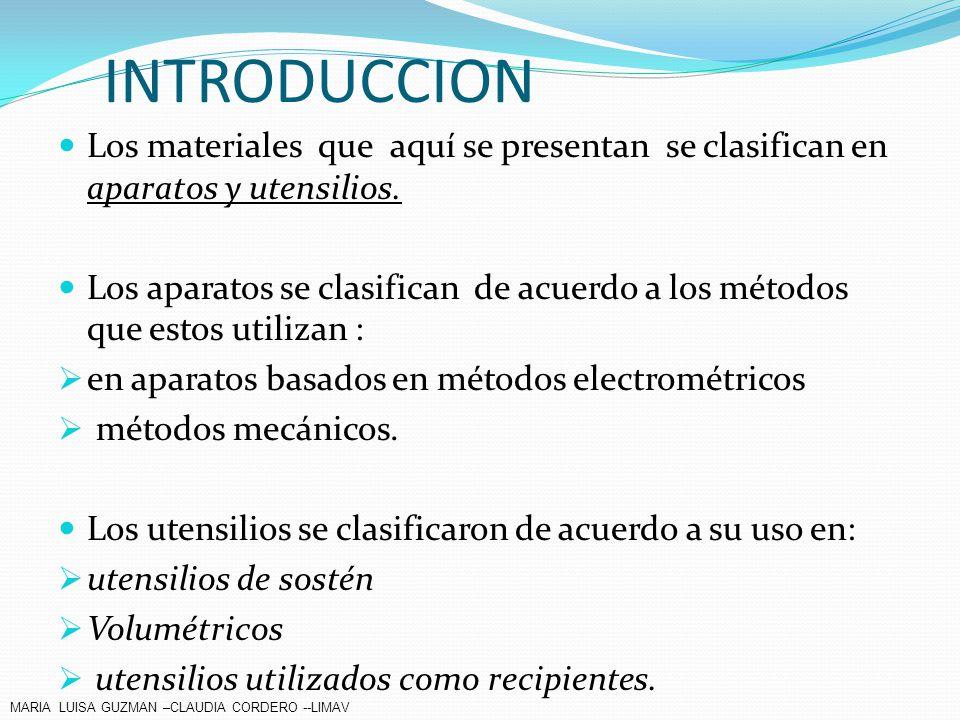 Clasificaci n de instrumentos de laboratorios ppt video for Herramientas que se utilizan en un vivero