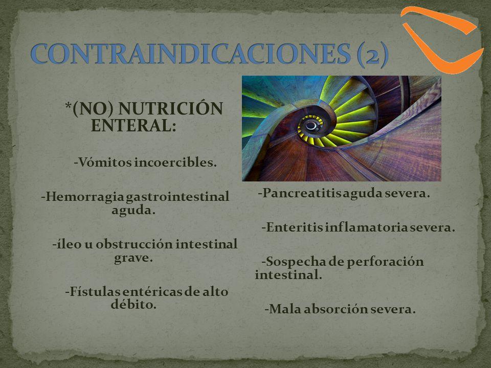 CONTRAINDICACIONES (2)