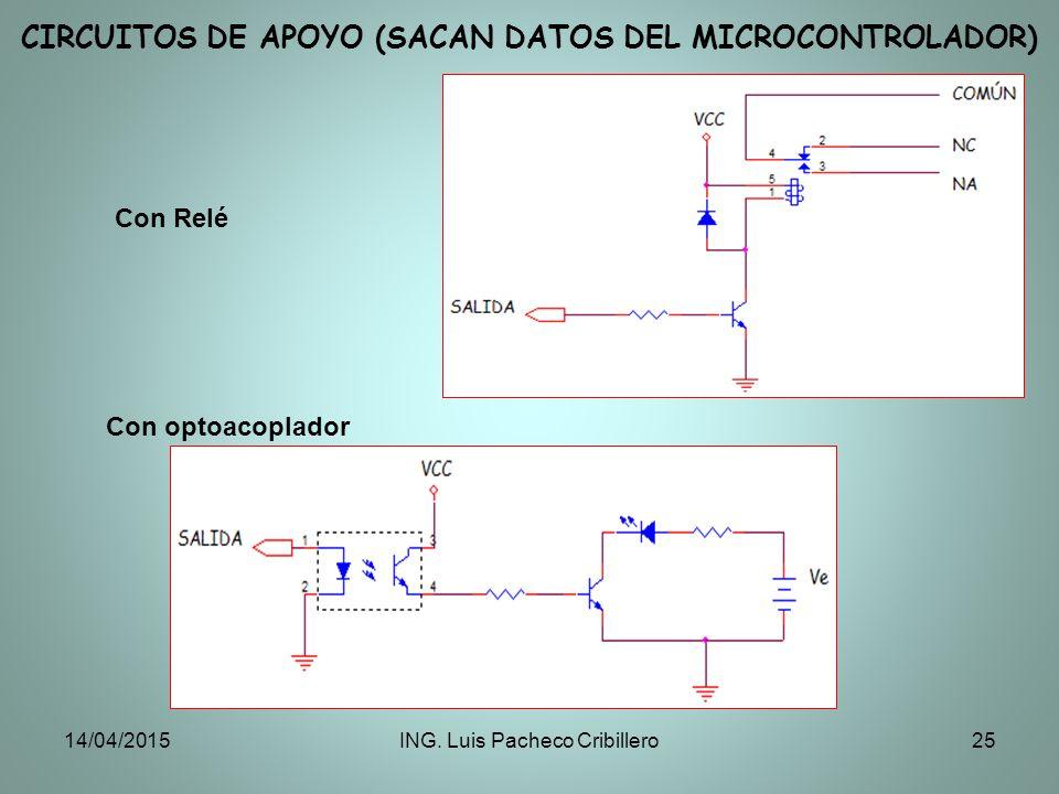 Circuito Optoacoplador : Microcontroladores circuitos digitales ii ppt descargar