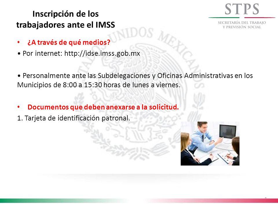 Seguridad social y formalizaci n del empleo ppt video for Inscripcion oficina de empleo