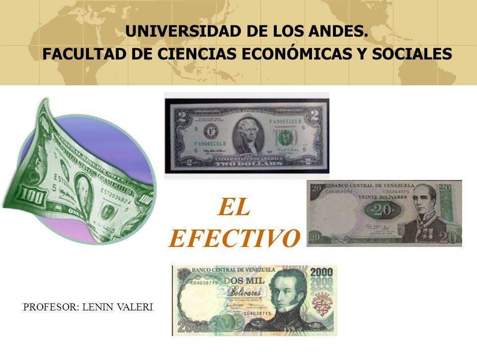 UNIVERSIDAD DE LOS ANDES. FACULTAD DE CIENCIAS ECONÓMICAS Y SOCIALES