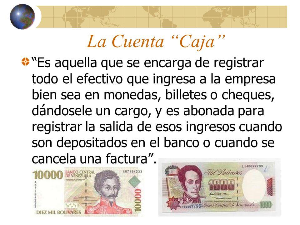 La Cuenta Caja