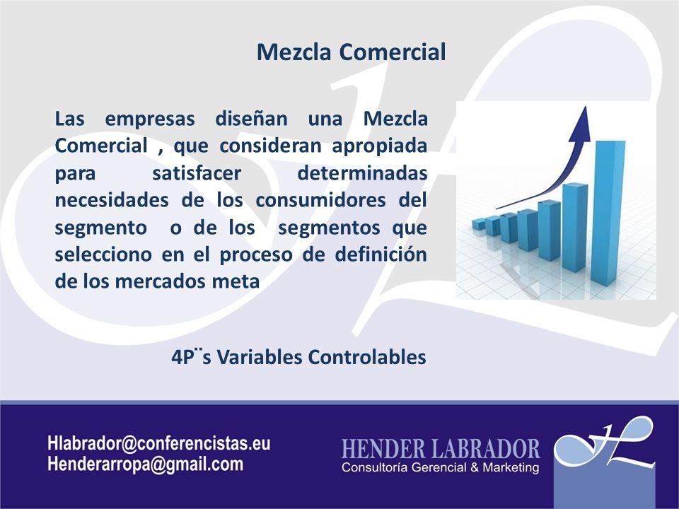Mezcla Comercial