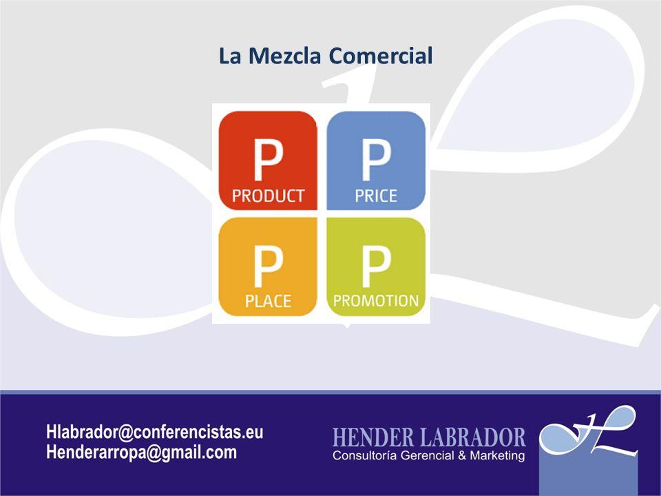 La Mezcla Comercial