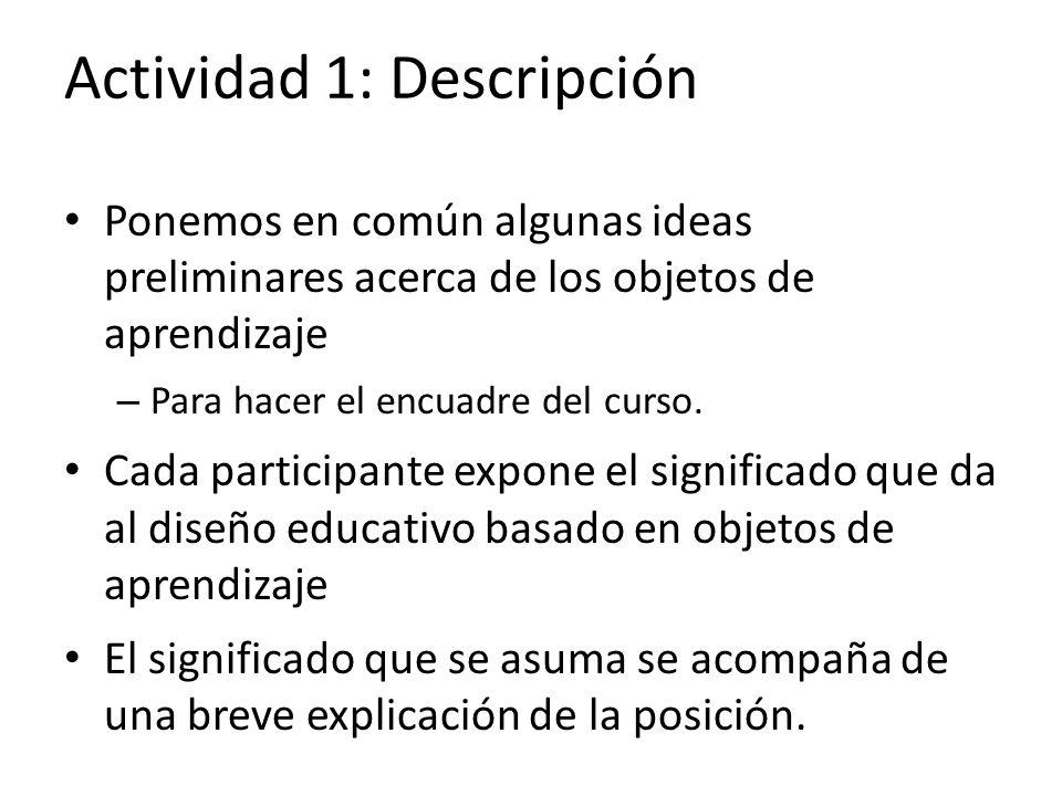 Seminario de Objetos de Aprendizaje Basados en Competencias - ppt ...
