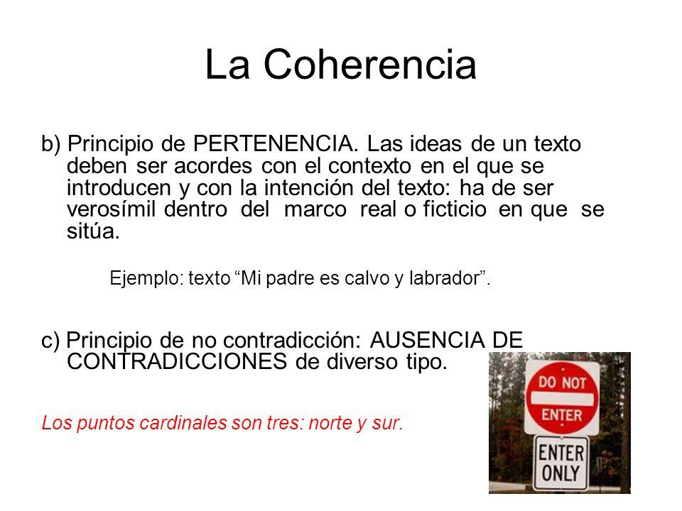 La Coherencia