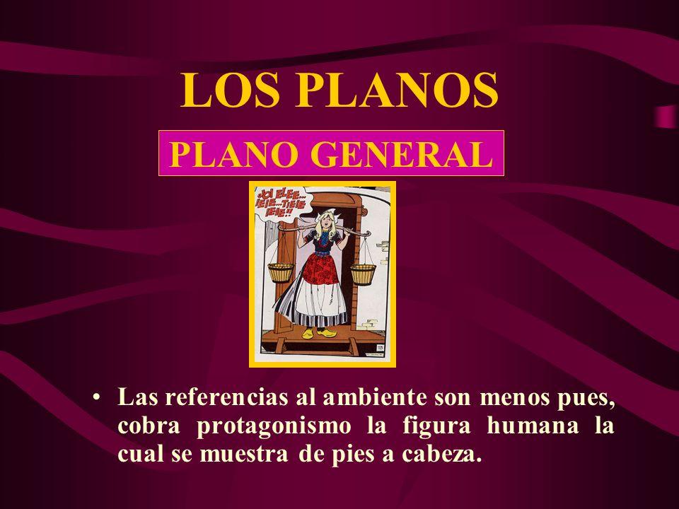 LOS PLANOS PLANO GENERAL