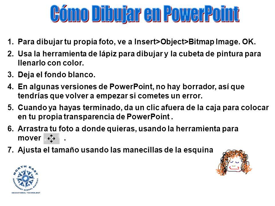Cómo Dibujar en PowerPoint
