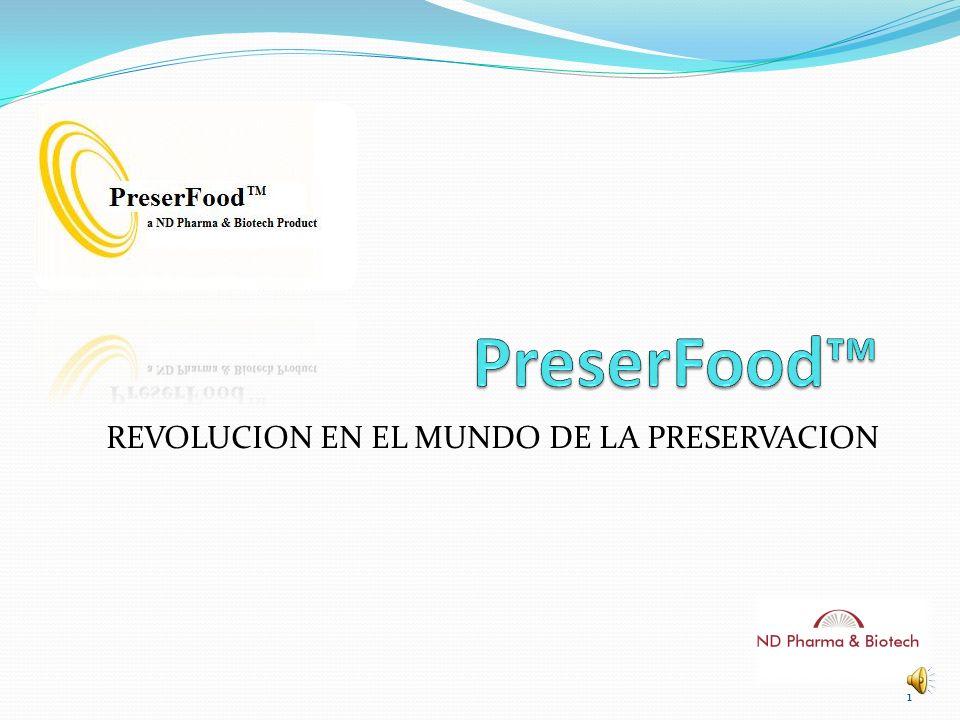REVOLUCION EN EL MUNDO DE LA PRESERVACION