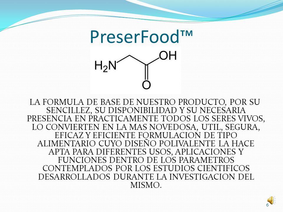 PreserFood™