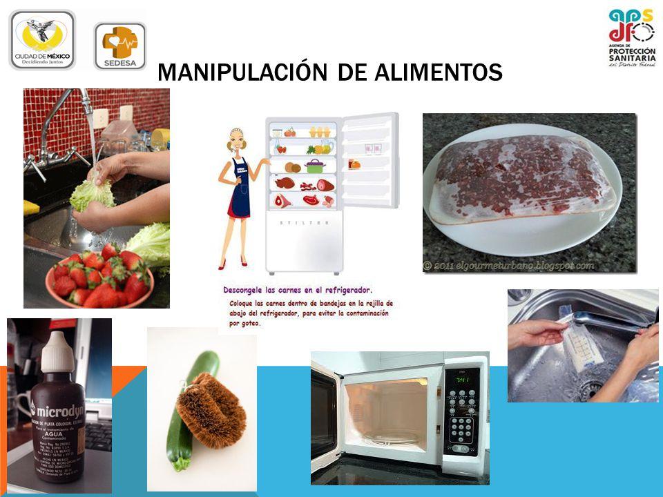 76 practicas de higiene y sanidad en la preparacion for Manual de buenas practicas de higiene y manipulacion de alimentos