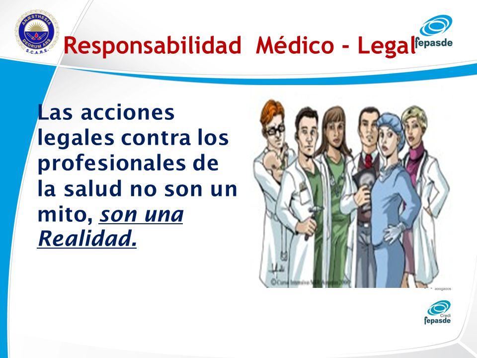 Implicaciones legales del ejercicio profesional medico for Responsabilidad legal