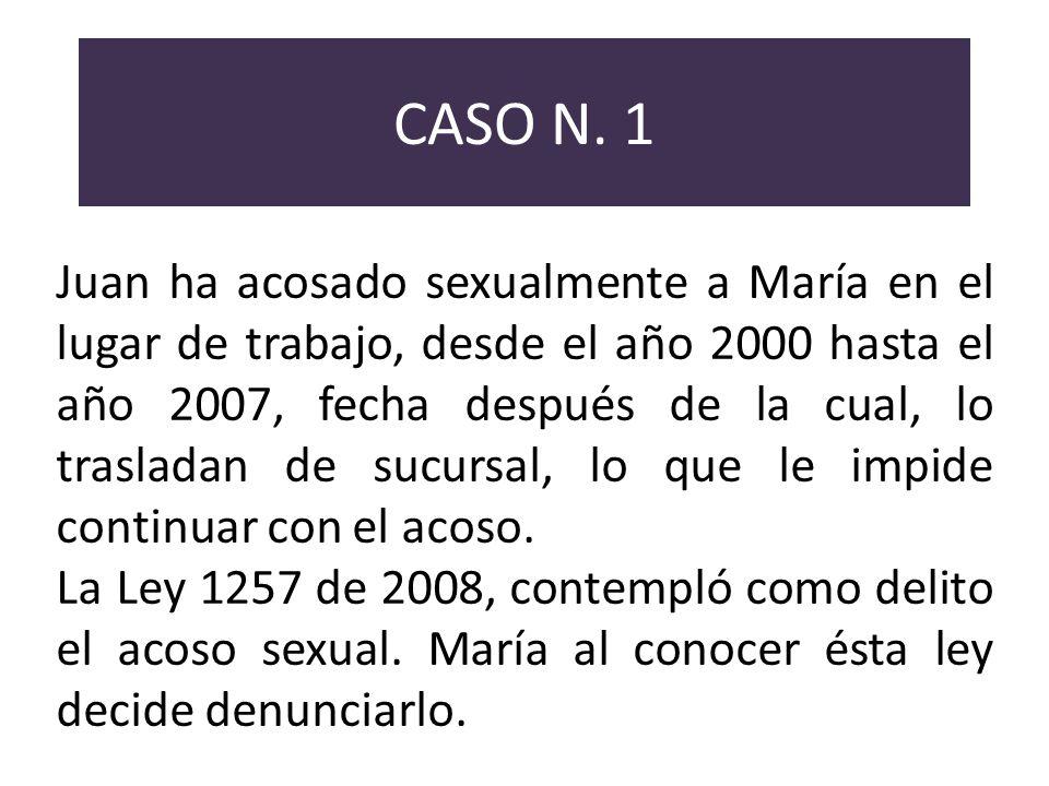 CASO N. 1