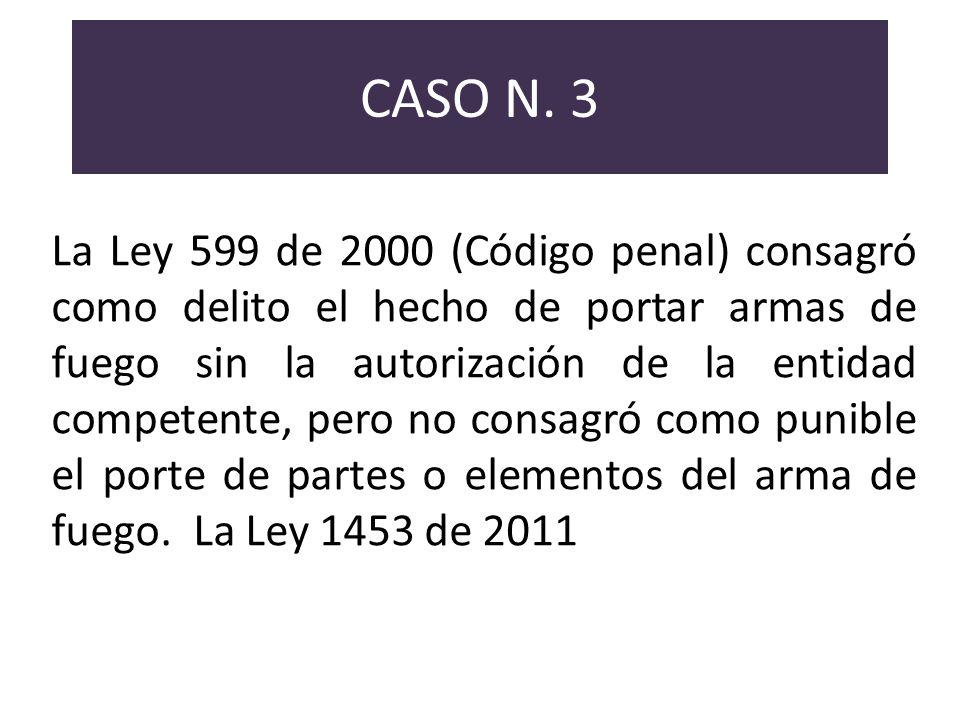 CASO N. 3