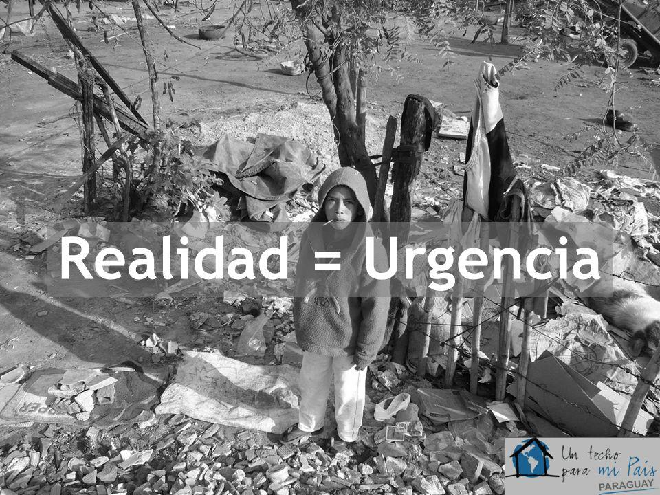 Realidad = Urgencia