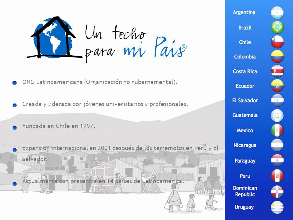 ONG Latinoamericana (Organización no gubernamental).