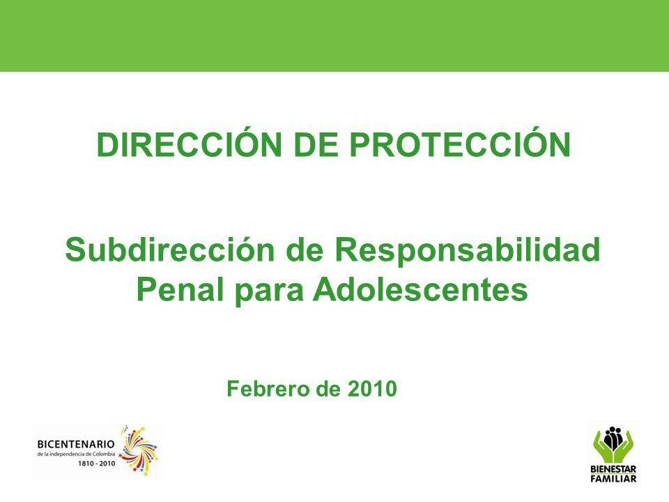 Subdirecci n de responsabilidad penal para adolescentes for Direccion de ministerio de interior y justicia