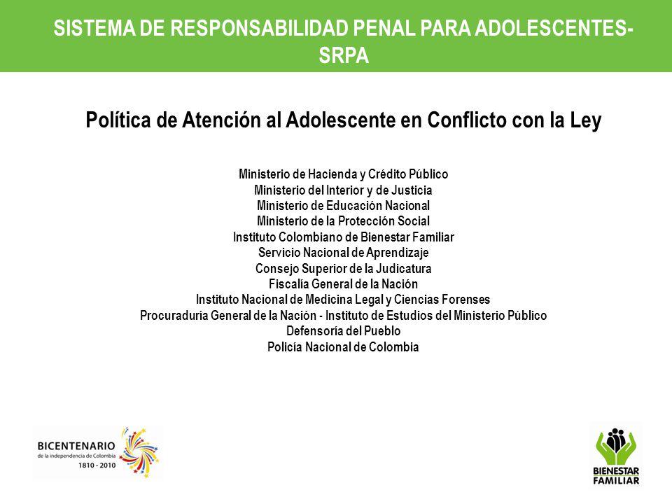 Subdirecci n de responsabilidad penal para adolescentes for Ministerio del interior y transporte de la nacion