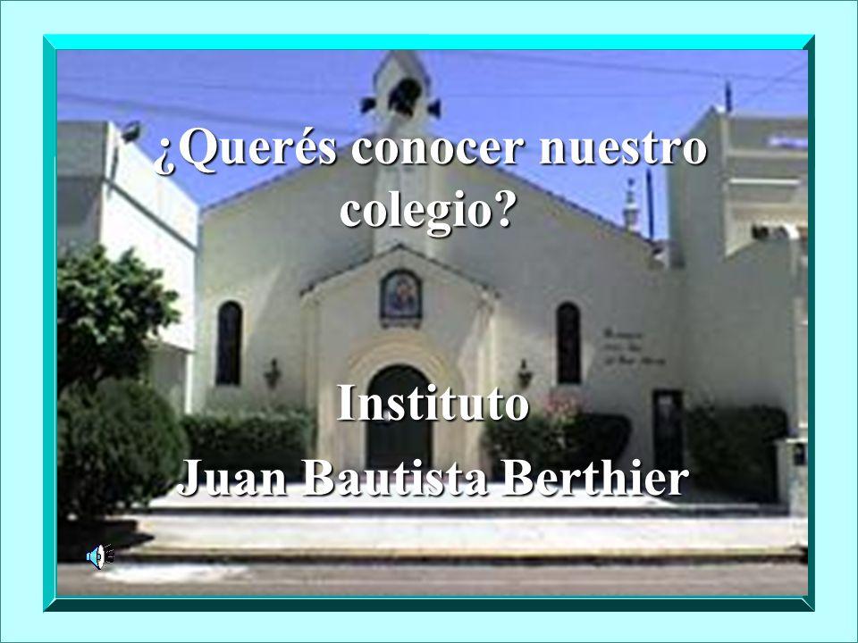 ¿Querés conocer nuestro colegio