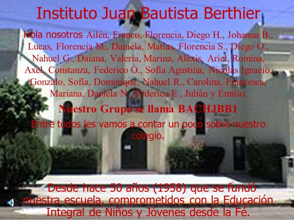 Instituto Juan Bautista Berthier