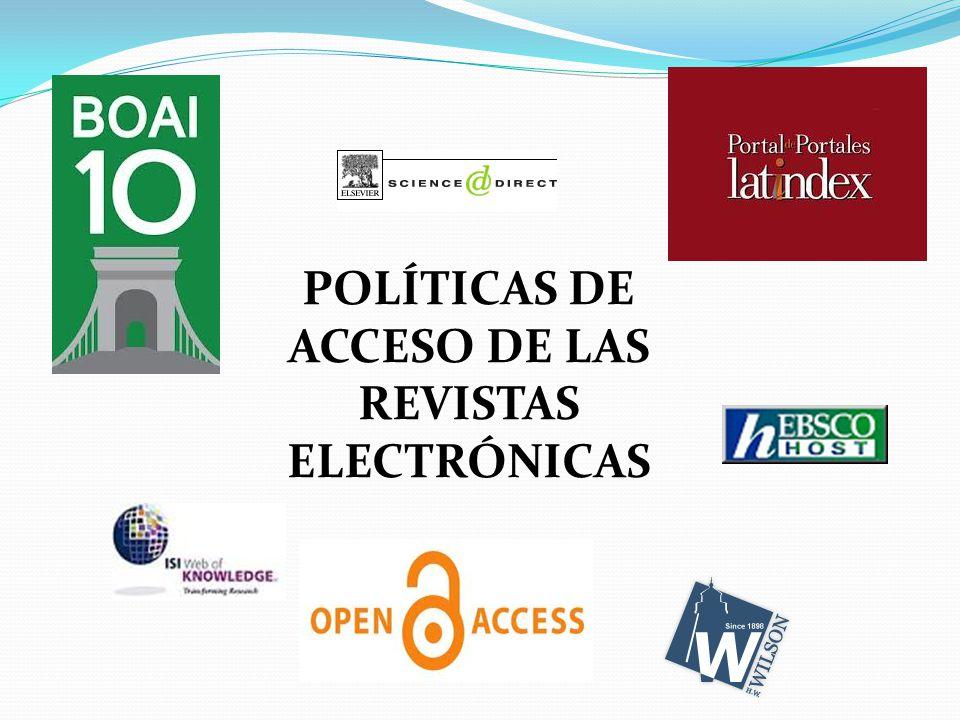 Pol De Acceso Las Revistas Electr Publicaciones Electronicas Imss