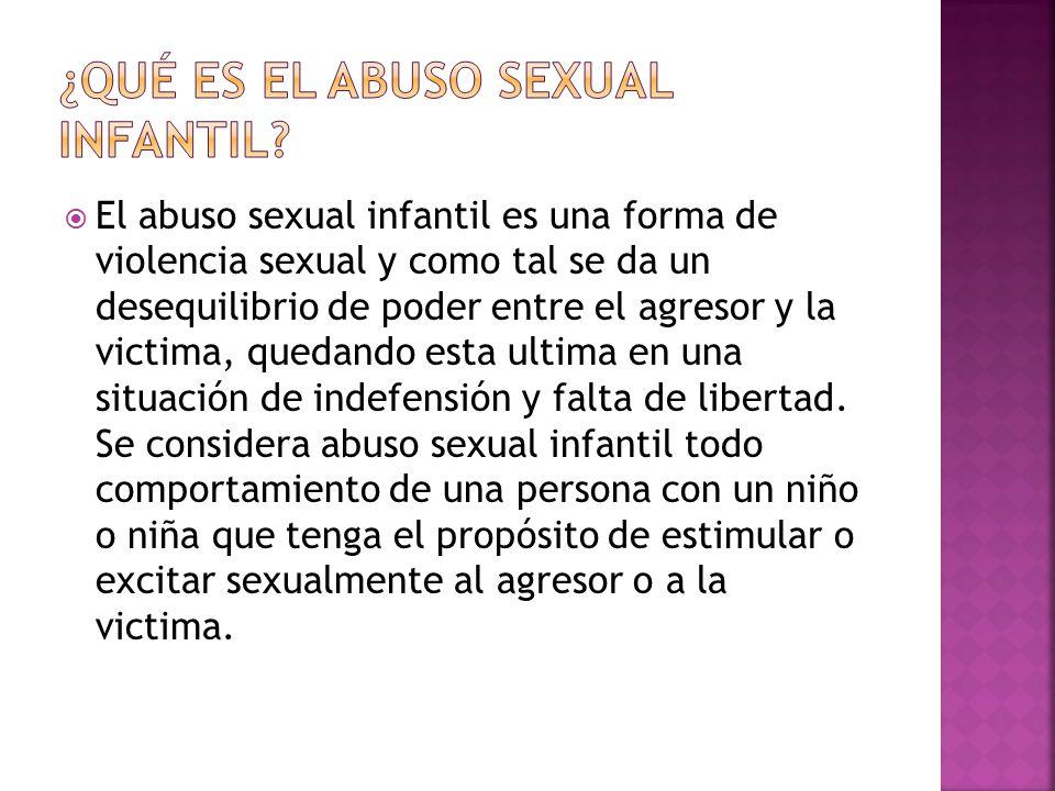 Maltrato o abuso sexual en la familia: reconocer las