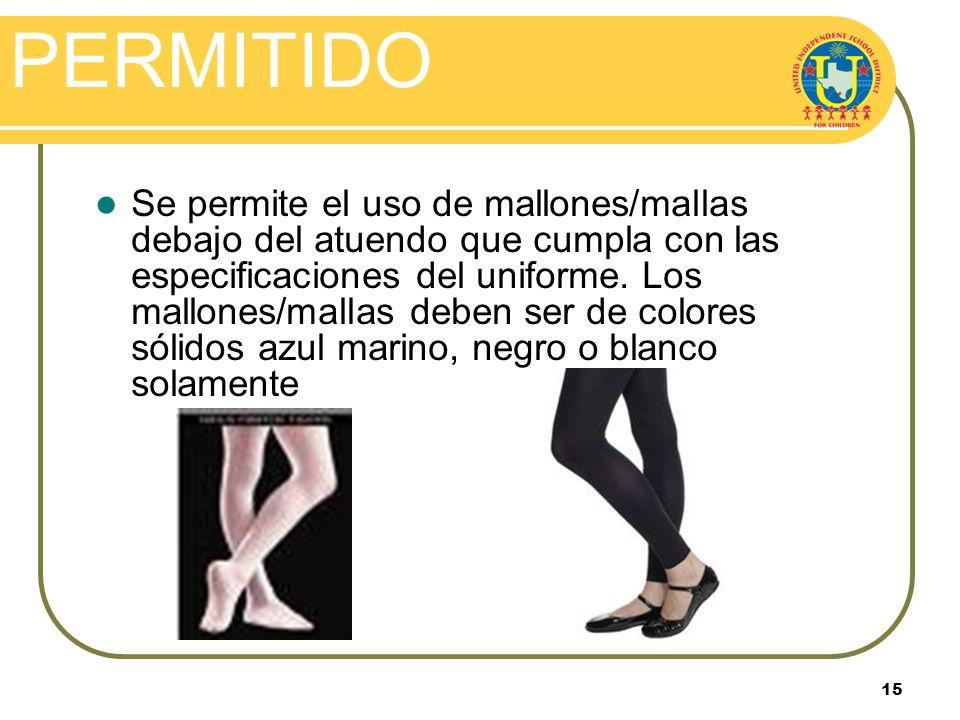PERMITIDO