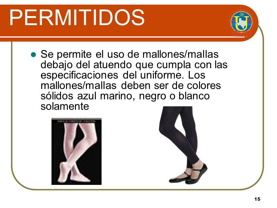 PERMITIDOS