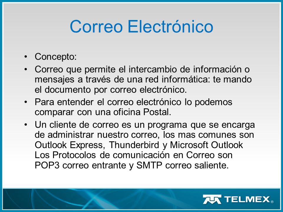 Conceptos b sicos de internet ppt descargar for Correo postal mas cercano