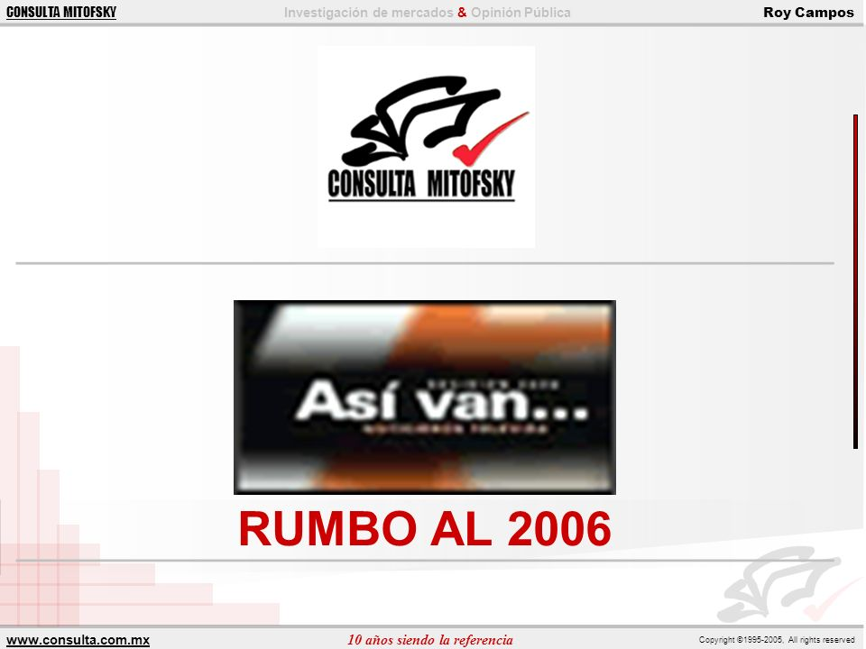 RUMBO AL 2006