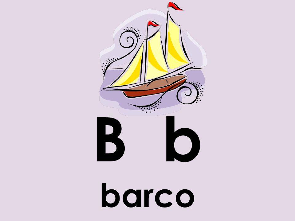 B b barco