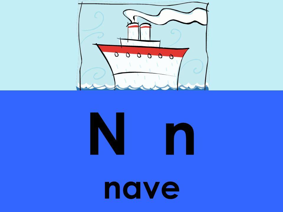 N n nave