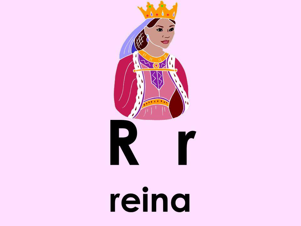 R r reina