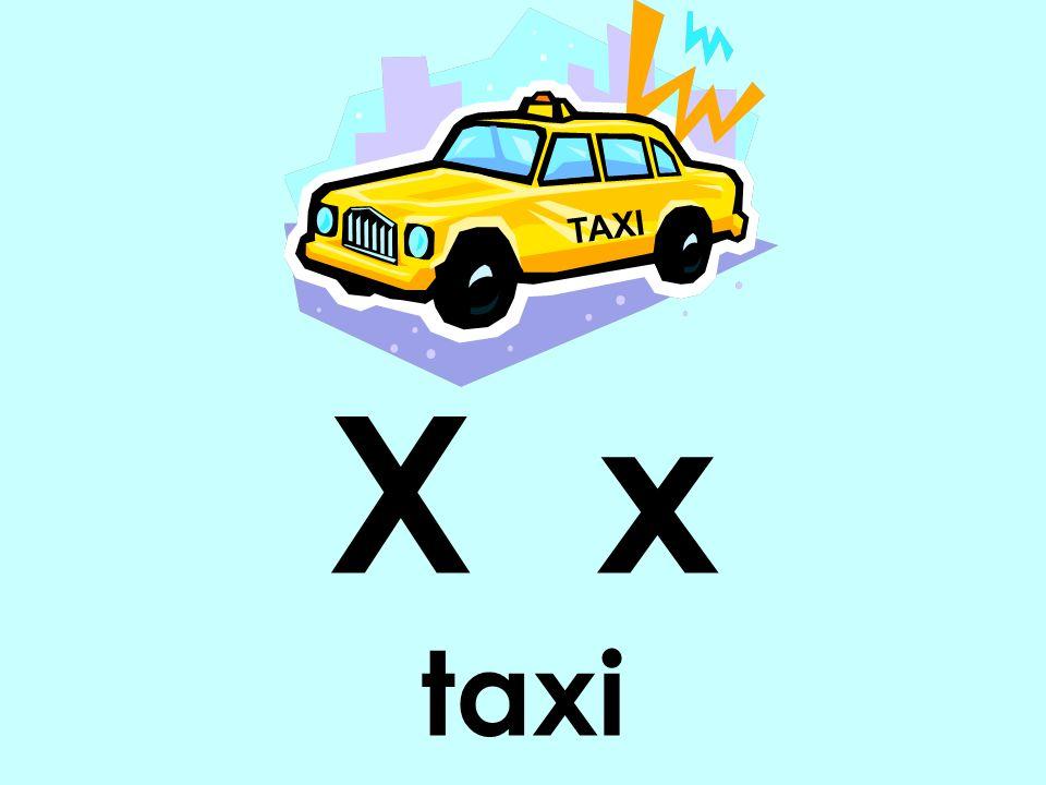 TAXI X x taxi