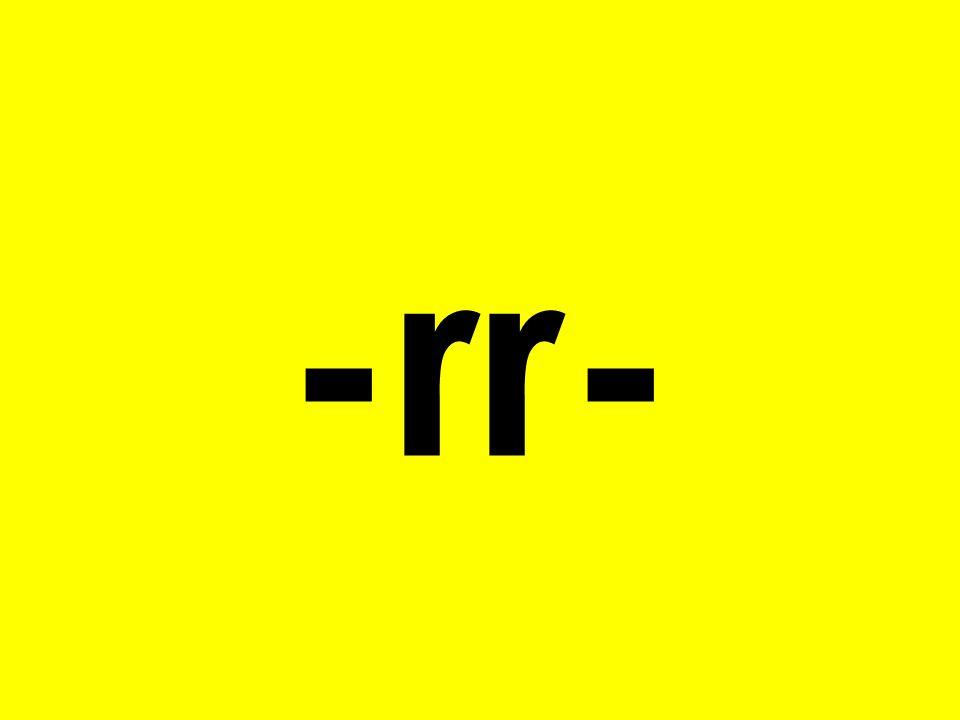 -rr- o