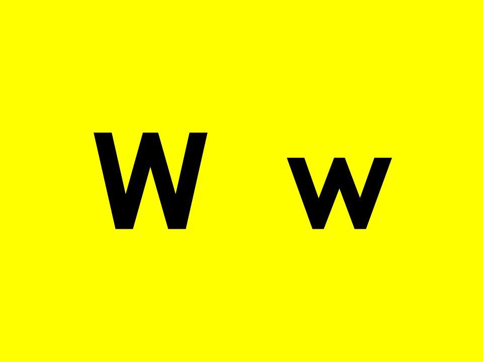 o W w
