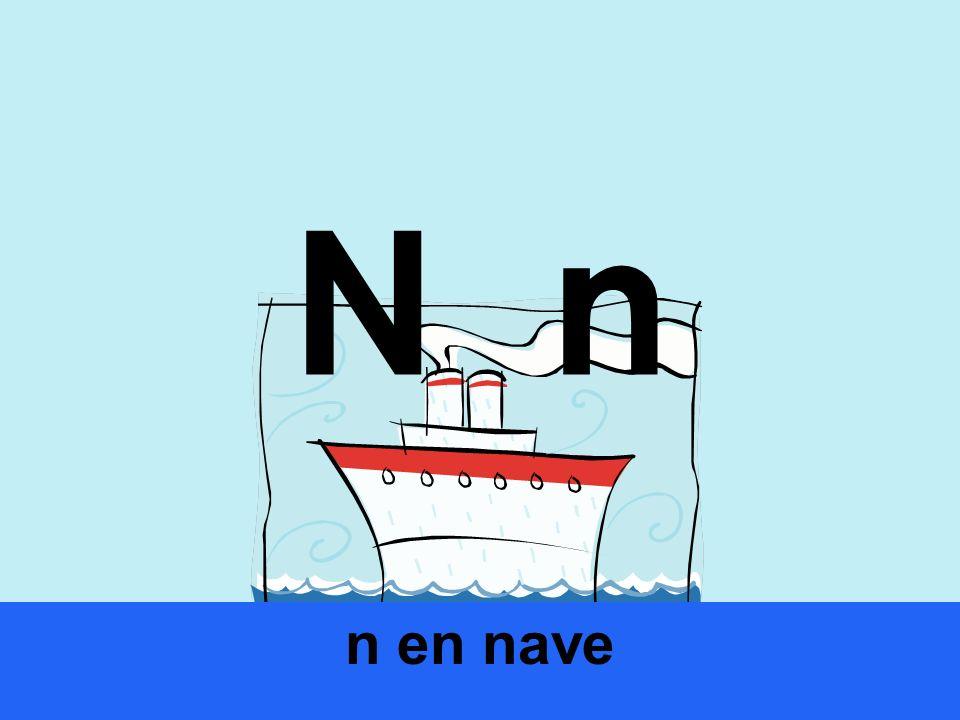 N n n en nave