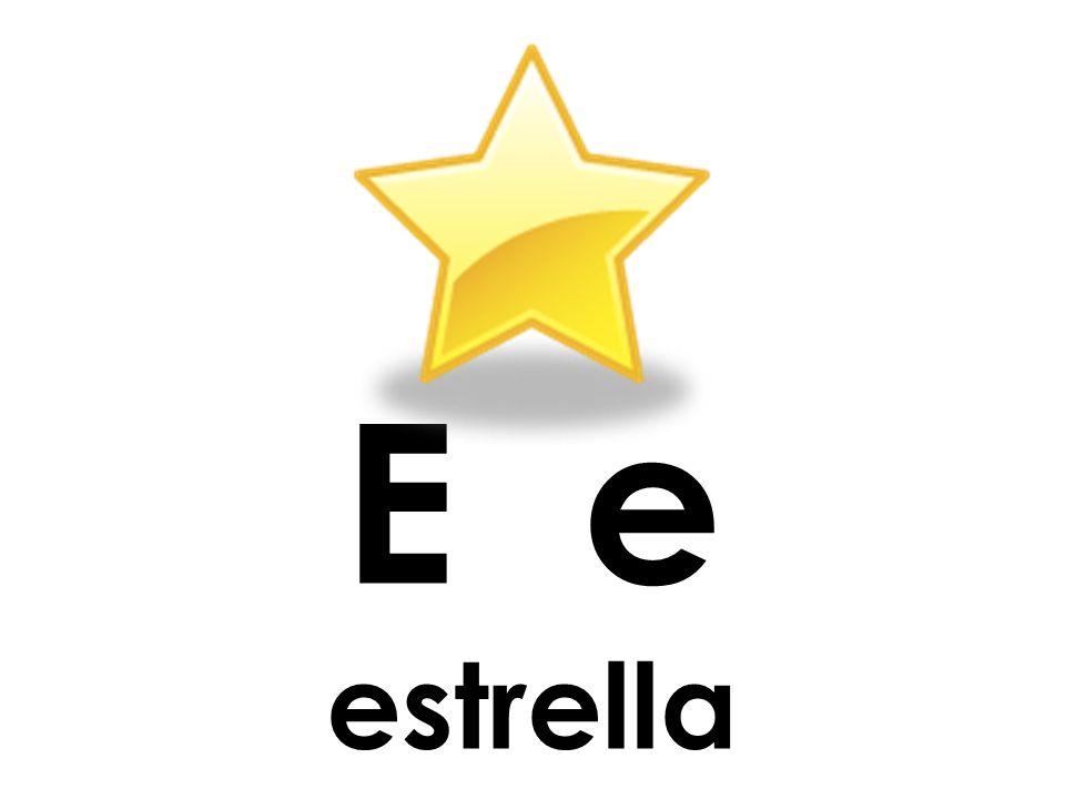 E e estrella