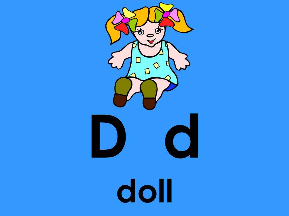 D d doll
