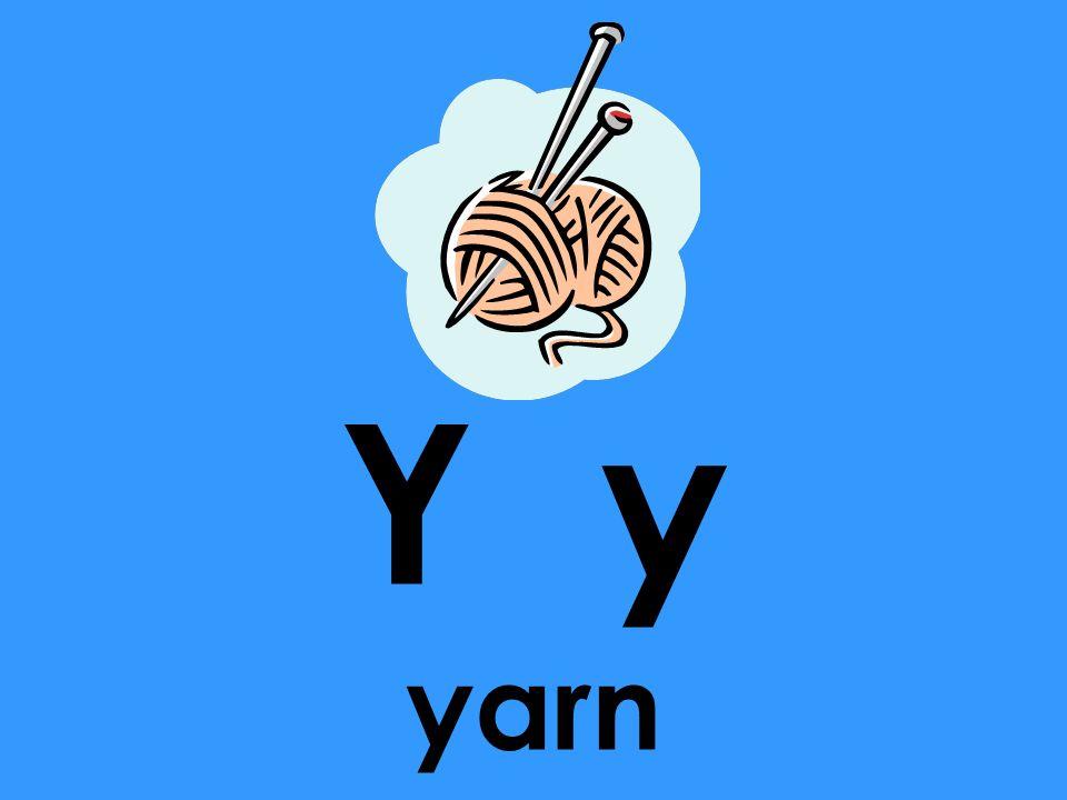 Y y yarn