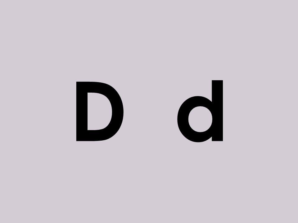 o D d